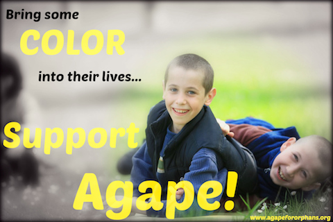 Support Agape 4